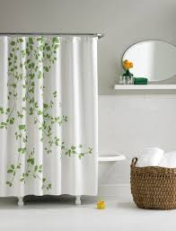 Curtain Ideas For Bathroom Windows Bathroom Glamorous Garden Prints Stunning Curtains For Bathroom
