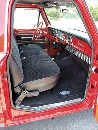 Ford Ranger Lmc Truck - 1969 ford f100 interior 1969 ford f series pickup dream build