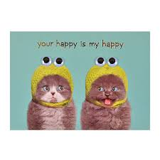 friendship cards happy cats s papeterie greeting cards stationery and