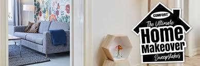 win 25k in home improvements with comfort windows
