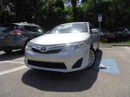 used toyota camry le for sale used toyota camry for sale in petersburg fl 412 used