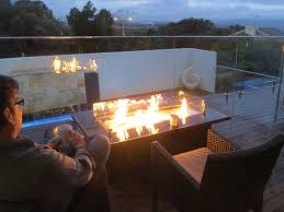 Outdoor Firepit Gas Outdoor Pits Gas Home Outdoor Decoration