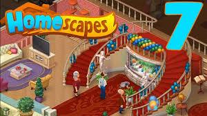 interior home scapes homescapes walkthrough part 7 gameplay aquarium