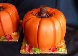 20 pumpkin cake designs for season