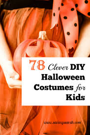 78 clever diy halloween costumes for kids earning and saving
