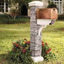 best 25 mailbox ideas on mailbox installation