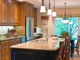 kitchen island color options hgtv