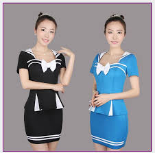 Halloween Flight Attendant Costume Popular Halloween Stewardess Buy Cheap Halloween Stewardess Lots