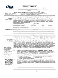 Power Of Attorney Form Ct by Medical Certificate Form 5 Free Templates In Pdf Word Excel