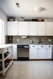 Paint To Use For Kitchen Cabinets Painting Painting Oak Cabinets White Paint Wood Kitchen