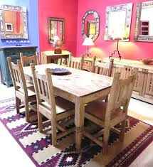 mexican dining table set mexican dining table dining room sets photo of country furniture