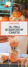 halloween clay pot crafts scarecrow crafts u2014 how to make a scarecrow