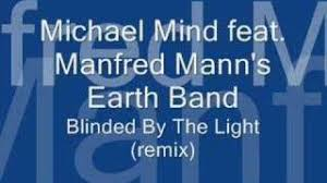 Youtube Manfred Mann Blinded By The Light The Disco Boys Feat Manfred Manns Earth Band Chords
