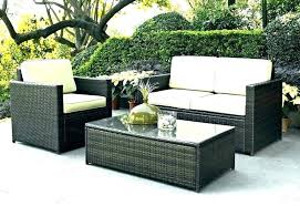 discount patio sectional home depot garden table large size of