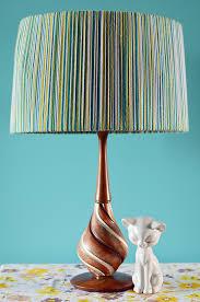 Diy Lamp Shade Diy Lamp Shade Makeovers Home Craft Ideas