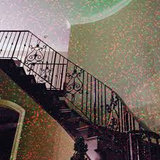 star shower magic motion laser spike light projector star shower motion projected outdoor and indoor christmas lights