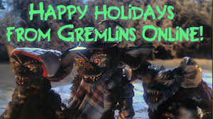 merry christmas gremlins