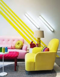 vintage sofa in acid yellow from edit group com au helloanke