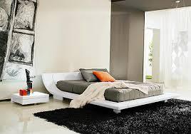 ultra modern white bedroom furniture
