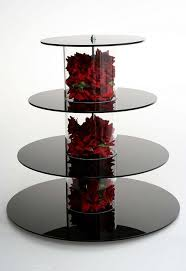 Red Cake Plate Pedestal Best 25 Cupcake Display Stand Ideas On Pinterest Cake And