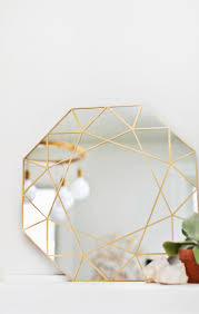 Home Design 3d Gold Tutorial Gem Mirror Diy Easy Glass Cutting Technique A Beautiful Mess