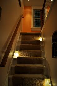 decoration glamorous led staircase lighting flexfire leds