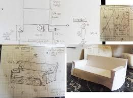refaire housse canapé comment faire une housse pour canape maison design sibfa com