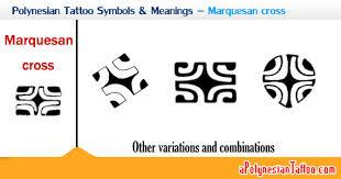 polynesian tattoo symbols u0026 meanings u2013 marquesan cross