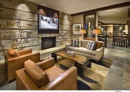 truckee ski resort luxury mountain villas vacation packages one village place guest reception lobby