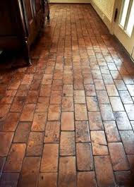 Brick Floor Kitchen by Hello Brick Floors I Think You U0027re Delightful For The Home
