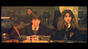Hermione Granger In The 1st Movoe Harry Potter And The Philosopher U0027s Stone Deleted Scene Severus