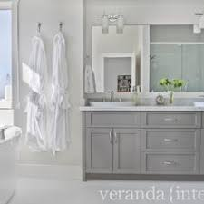 Gray And White Bathroom - decorating cents gray bathroom cabinets bathroom pinterest