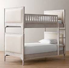 Love Love LoveGirls Next Big Girl Bed Chesterfield - Upholstered bunk bed