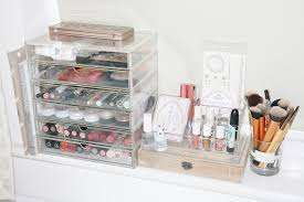 penney chic updated makeup storage