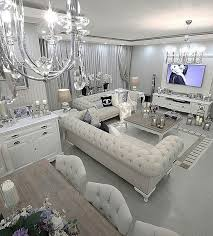 The  Best Glamorous Living Rooms Ideas On Pinterest Luxury - Gray living room sets