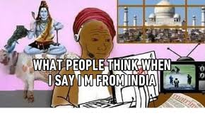 What People Think Meme - what people think i say im from india what people think meme on me me