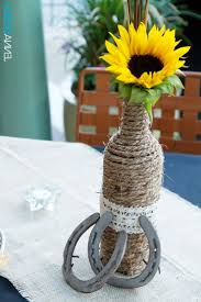 Sunflower Wedding Decorations Homemade Party Decoration Ideas With Sunflowers 1000 Ideas About