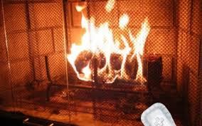 virtual fireplace loop stovers