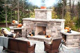 fireplace patio outdoor living room fireplace patio cover