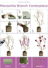 Diy Branches Centerpieces by 72 Best Bling Arrangements Images On Pinterest Marriage