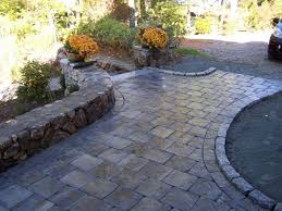 Patio Paver by Patio Paver Ideas With Plantings Home And Garden Decor