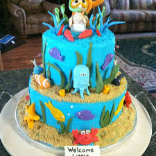 the sea baby shower ideas baby shower cake the sea f5ffe3ea8dfe482377a6b08b4ad4e1a8