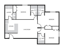 bedroom floor planner 3 bedroom apartment floor plan enclave