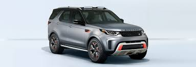 land rover discovery svx 4x4 suv price specs release date carwow
