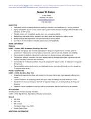 Samples Of Cna Resumes by Cna Resume Examples Sample Cna Resume With No Experience This Is A