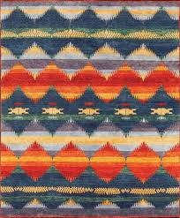 Area Rug 6 X 9 Southwest Looms Pendleton Ombre 6 X 9 Area Rug Buy