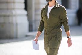 mens jumpsuit fashion i wore a s jumpsuit so you don t to wsj