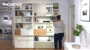 modern wall unit copenhagen wall system interior styling youtube