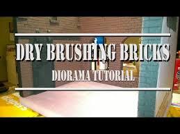 brick mortar diorama tutorial techchucker s brain blast