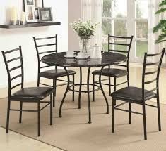 Best Metal Dining Chairs Images On Pinterest Metal Dining - Dining room chairs set of 4